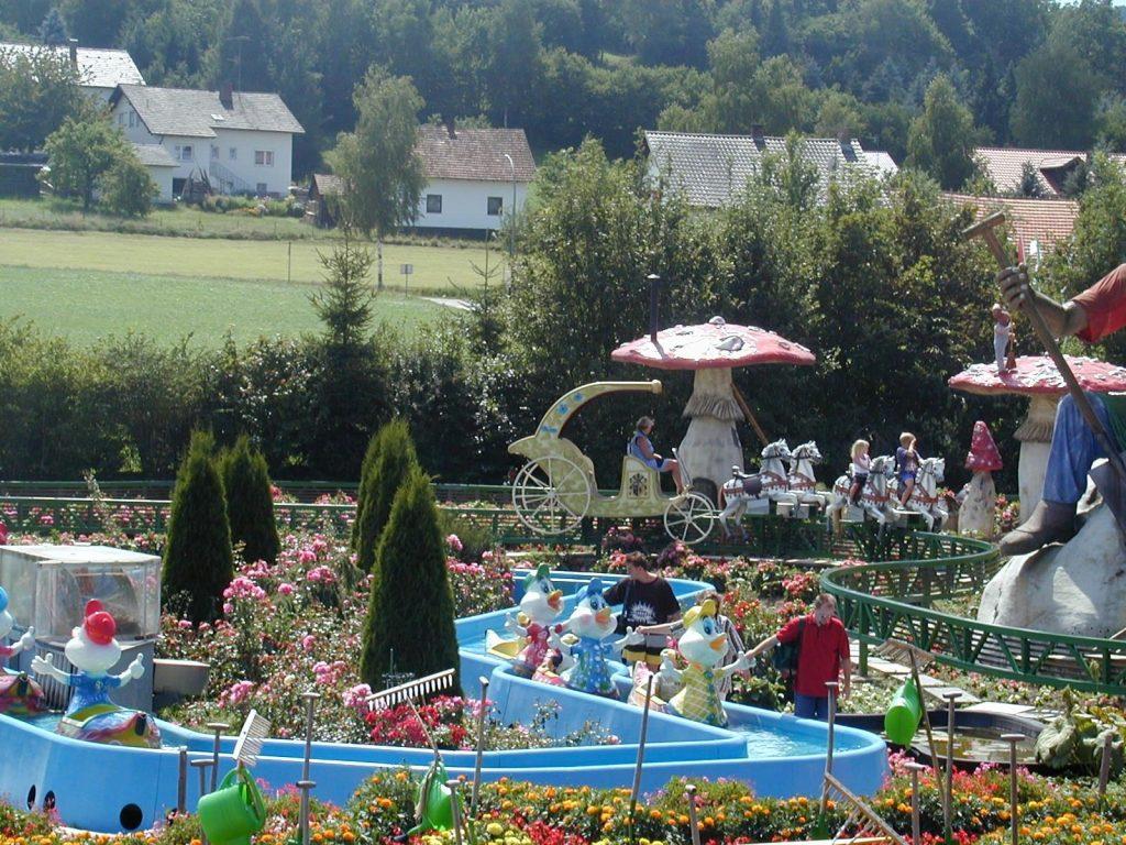 Churpfalzpark-Babywellenfluss