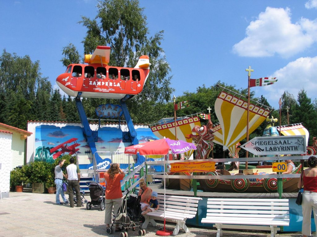 Churpfalzpark-Crazy-Plane