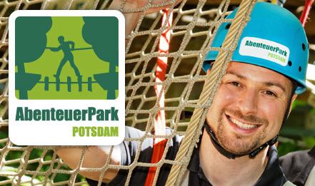 AbenteuerPark Potsdam - Kletterwald und Teamevents Berlin und Potsdam' - abenteuerpark_de