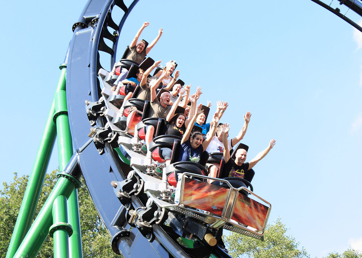bayern park coaster
