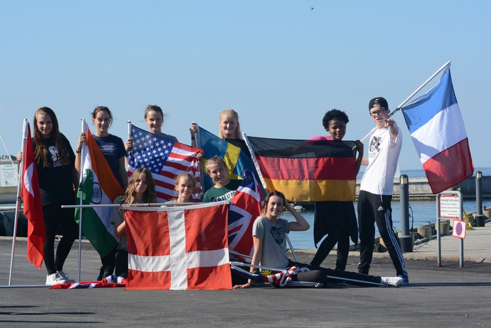 "Quellenangabe: ""obs/AFS Interkulturelle Begegnungen e.V./Nigel Hopwood/AFS Denmark"""